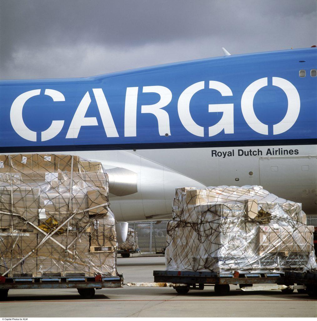 KLM Cargo vracht schiphol