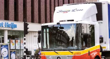 'Nu voorsorteren op schone stadsdistributie'