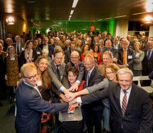 ondertekening Nationaal Grondstoffenakkoord