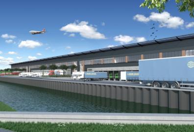 plaatje bij SEGRO Park Amsterdam Airport