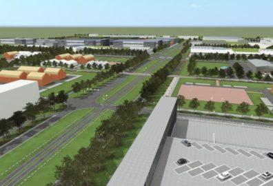 Schiphol Trade Park overzicht