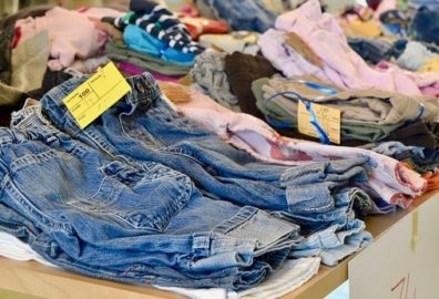 sluiten textielketen