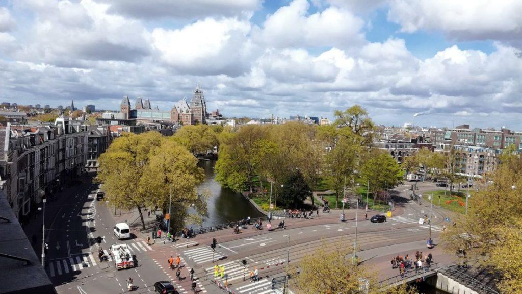 Amsterdam duurzaam bereikbaar met ondernemers