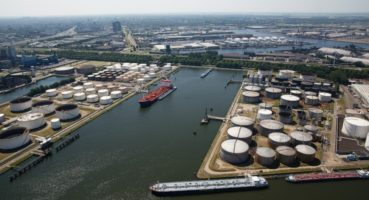 corona port of amsterdam