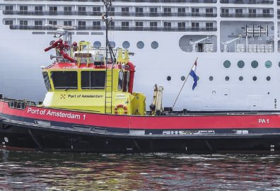 Havenbedrijf Amsterdam: 'Tijd voor overstap naar waterstof'