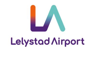 logo Lelystad Airport