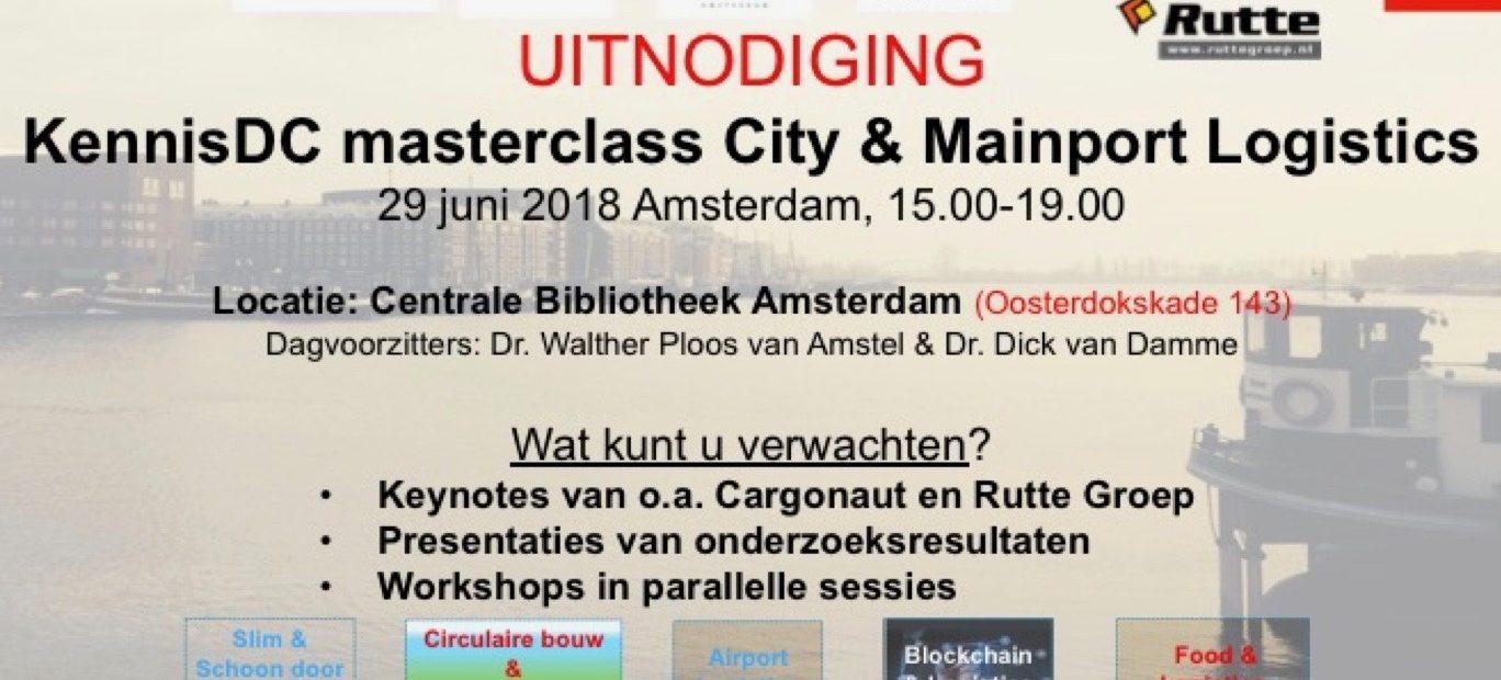programma masterclass kennisdc