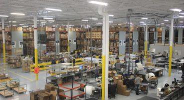 Onlineretailers hebben voorlopig tekort aan distributiecentra