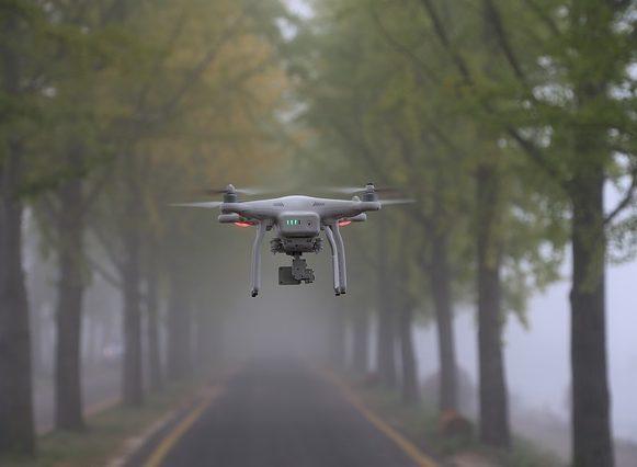 dutch delta drone