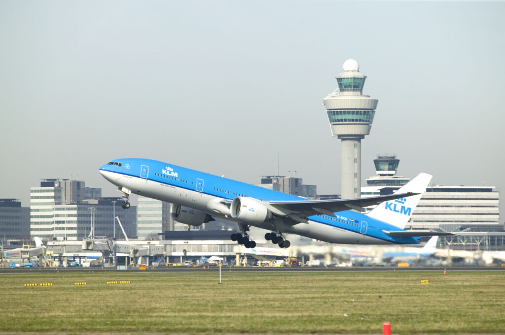 ALV van Air Cargo Netherlands (ACN)