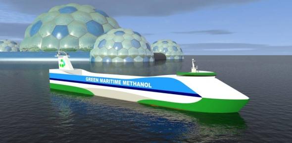 methanol maritieme