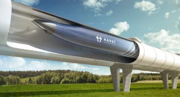 foto bij Noord-Holland hyperloop