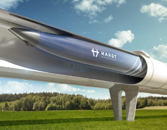Schiphol hyperloop
