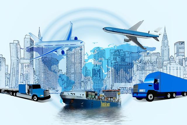EU ondersteuning transportwereld