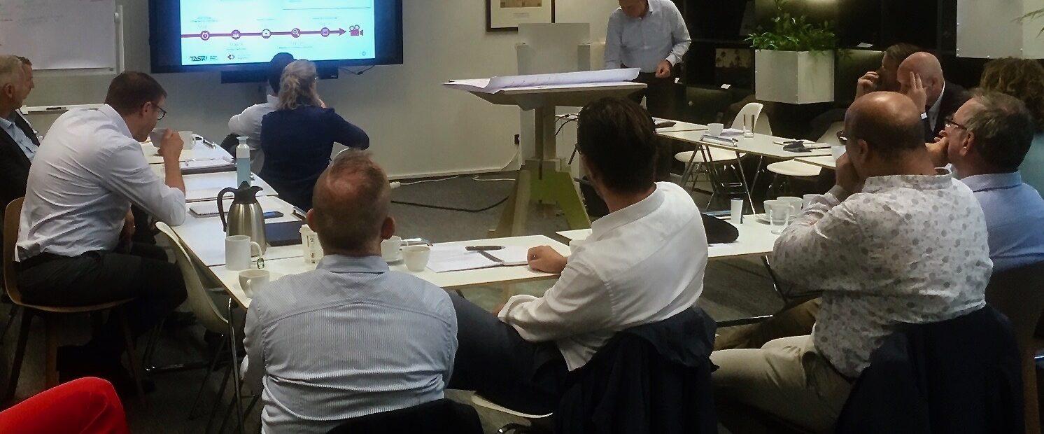 Startbijeenkomst visie logistieke hubs