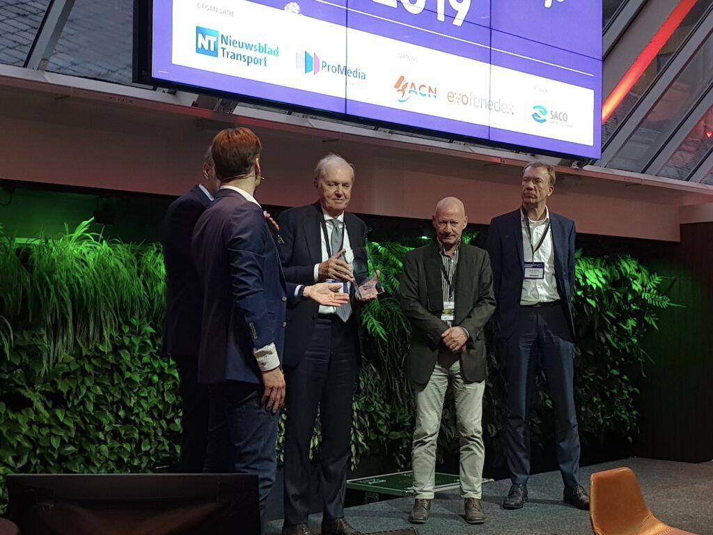 Cargonaut wint de Martin Schröderprijs 2019