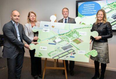 toekomstbestendige omgeving Lelystad airport