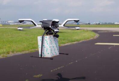 drone schiphol