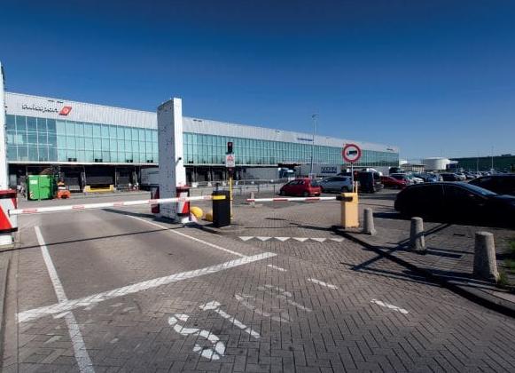 aviation security digitaal vooraanmelden Schiphol